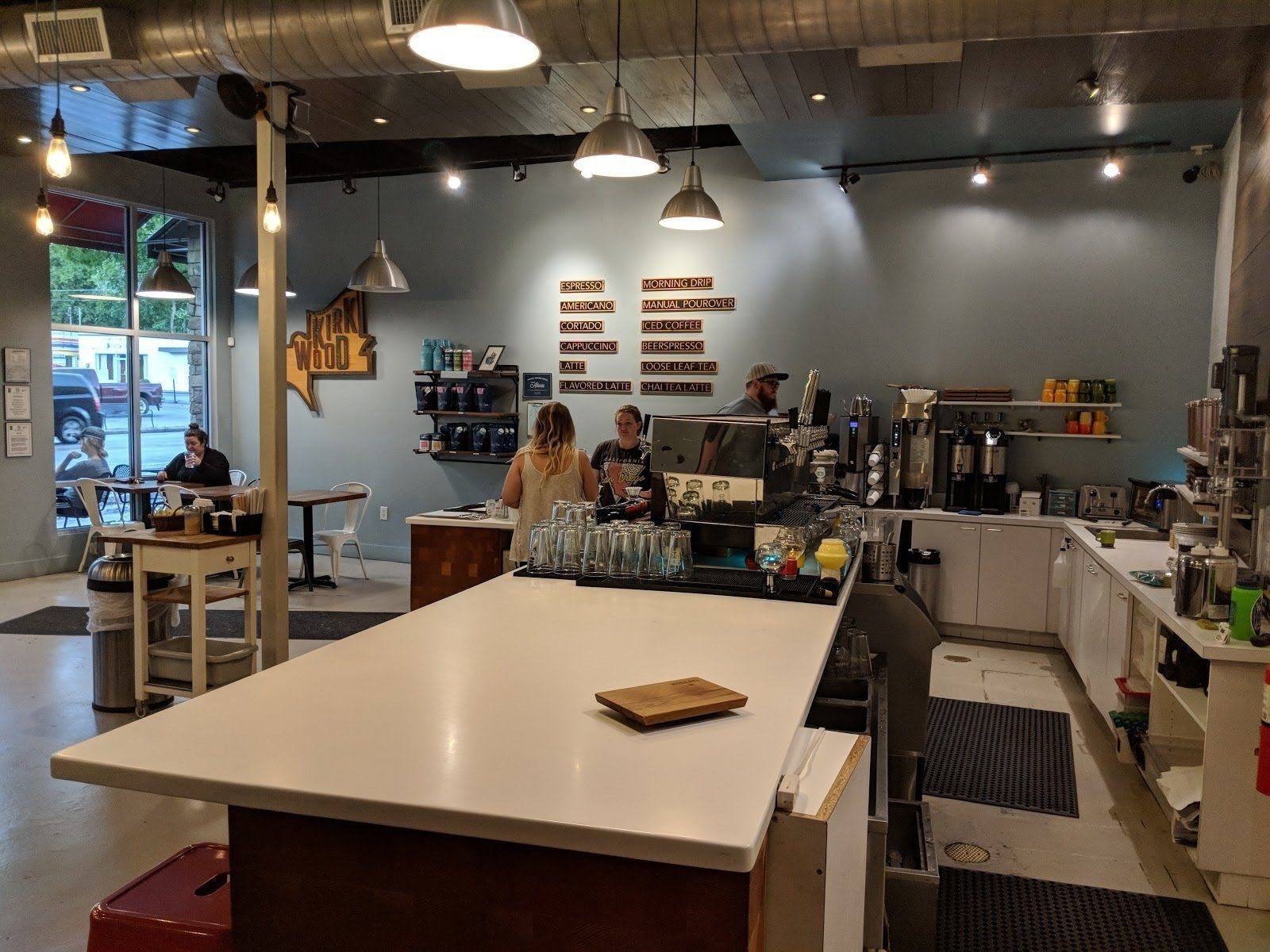 Taproom Coffee: A Work-Friendly Place in Atlanta