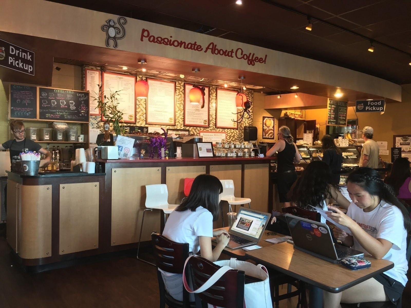 Monkey Nest Coffee: A Work-Friendly Place in Austin