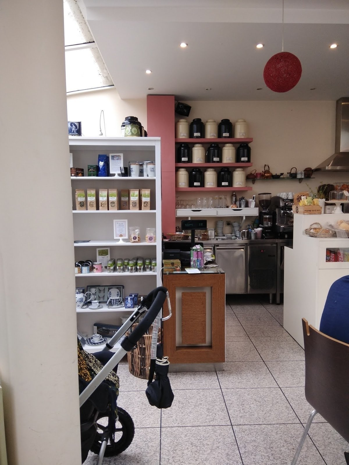 Doce Infusão: A Work-Friendly Place in Aveiro
