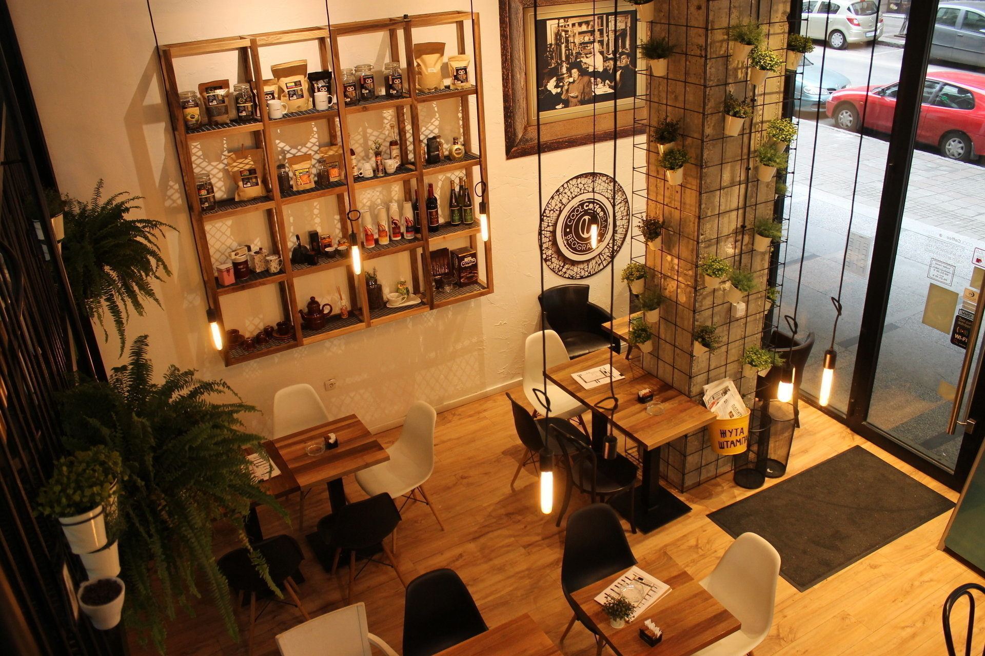 Cool Coffee Bar: A Work-Friendly Place in Belgrade