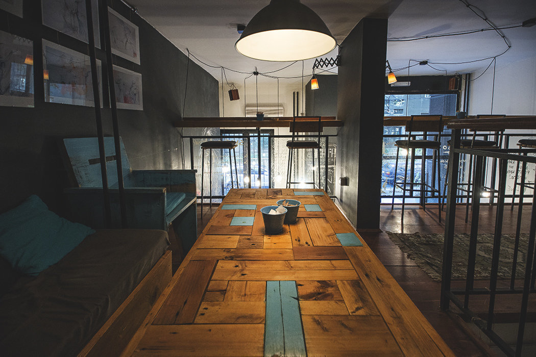 Lokal Coffee Roasters: A Work-Friendly Place in Belgrade