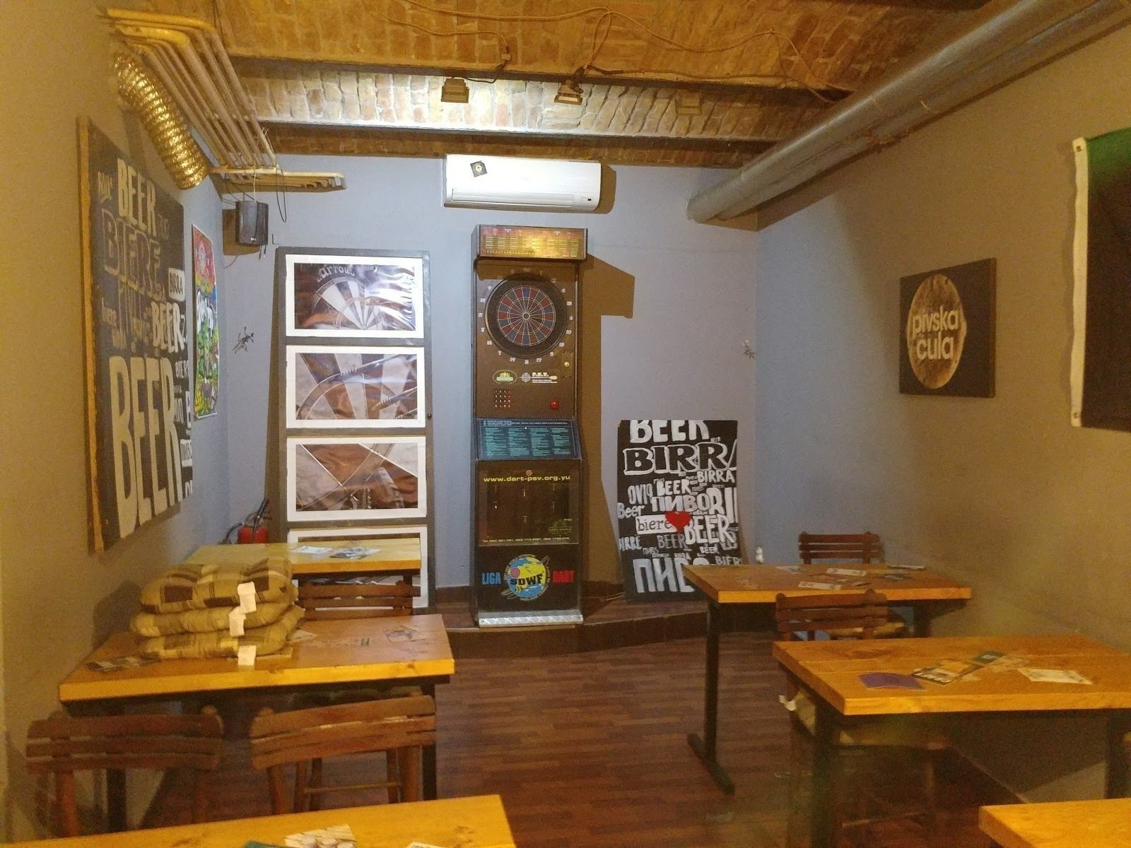 Miners Pub: A Work-Friendly Place in Belgrade