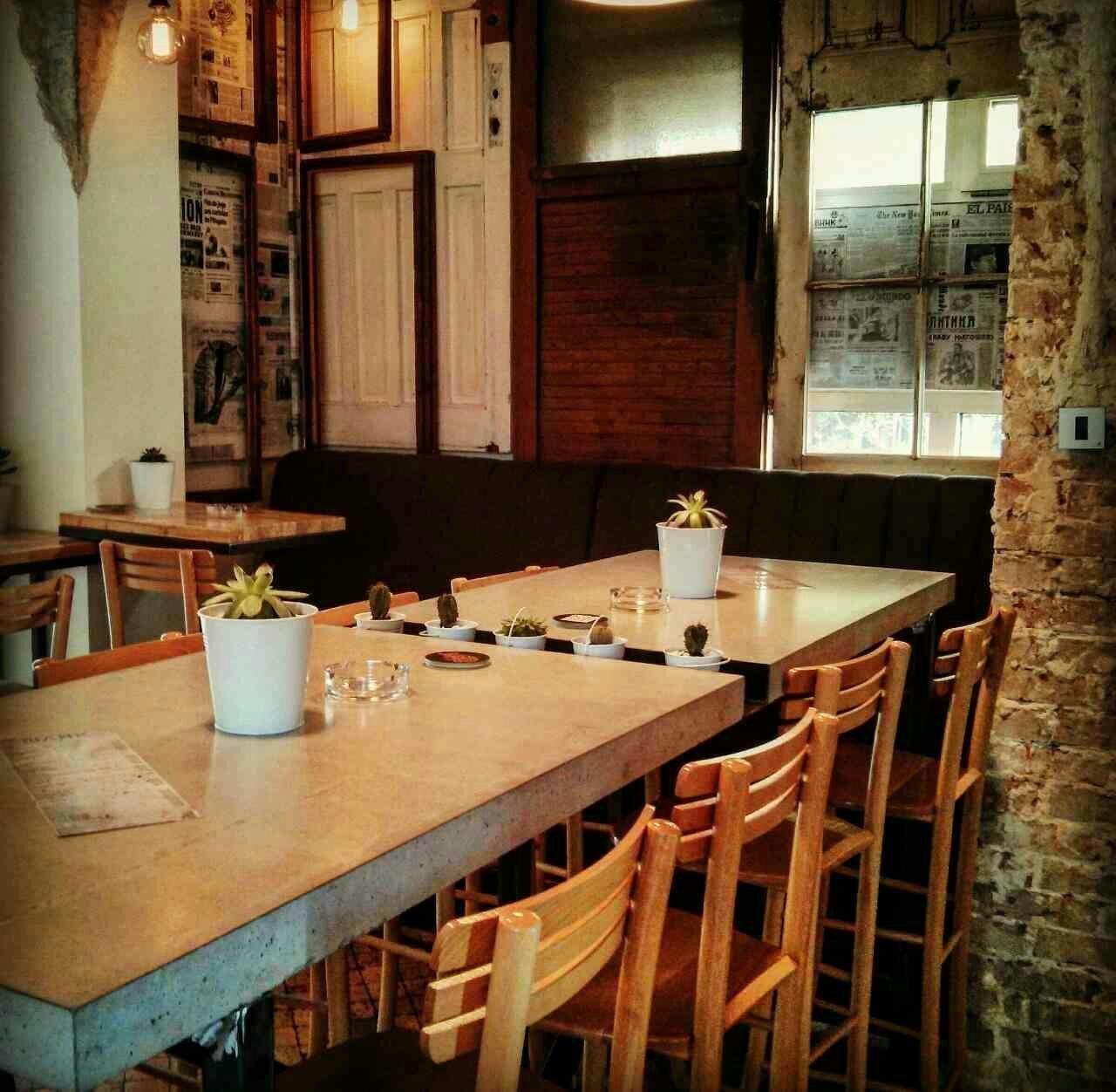 Šank Bar: A Work-Friendly Place in Belgrade