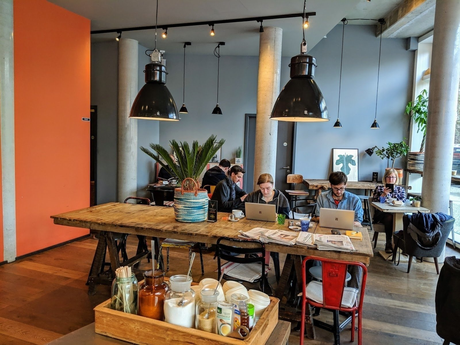 Impala Coffee: A Work-Friendly Place in Berlin