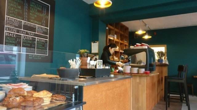 Ground Coffee House - Kemptown