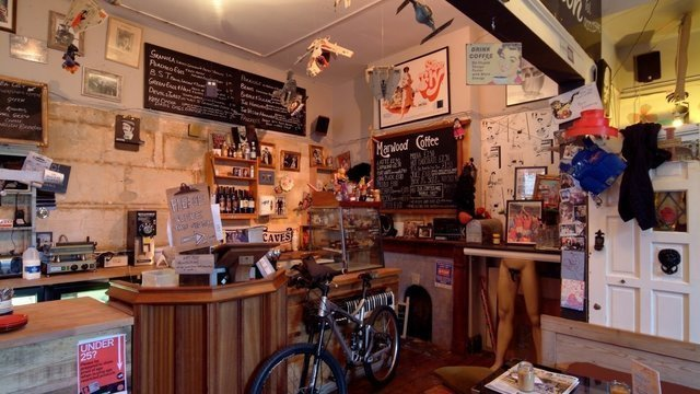 Marwood Coffeehouse & Bar
