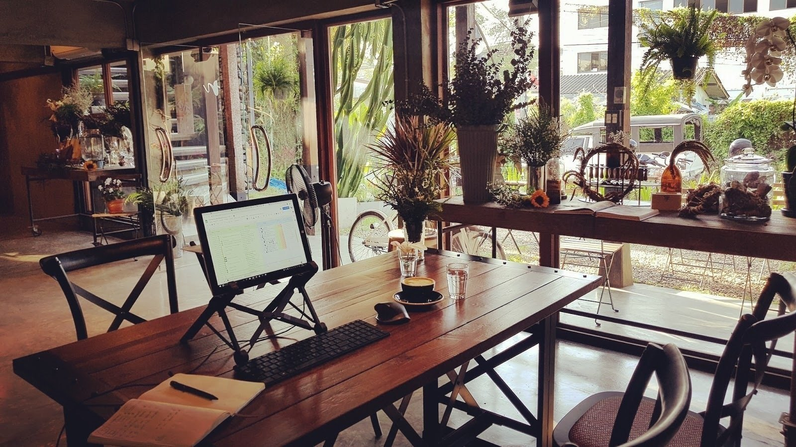 Passion Project the Café: A Work-Friendly Place in Chiang Mai
