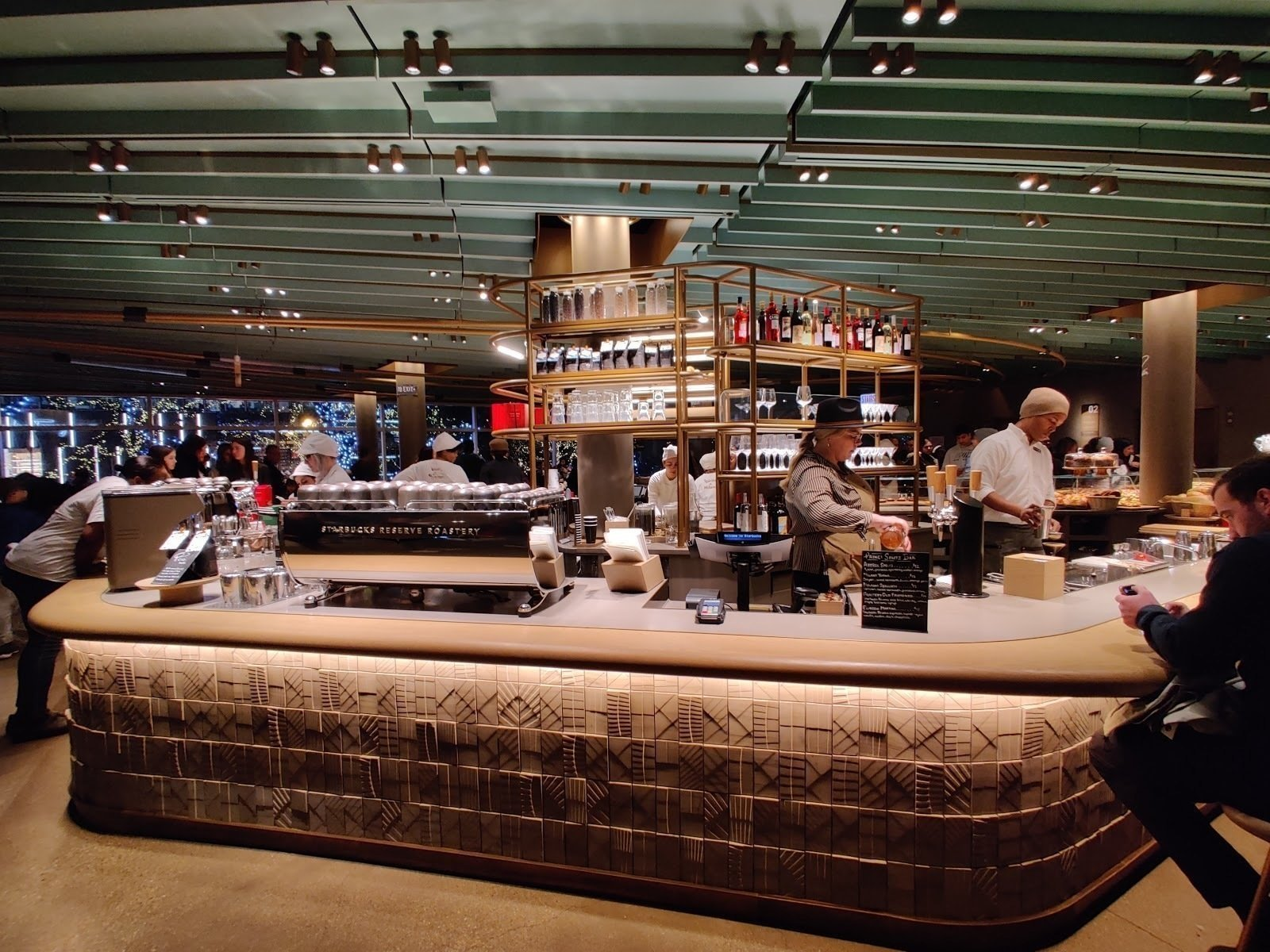 Starbucks Reserve Roastery: A Work-Friendly Place in Chicago