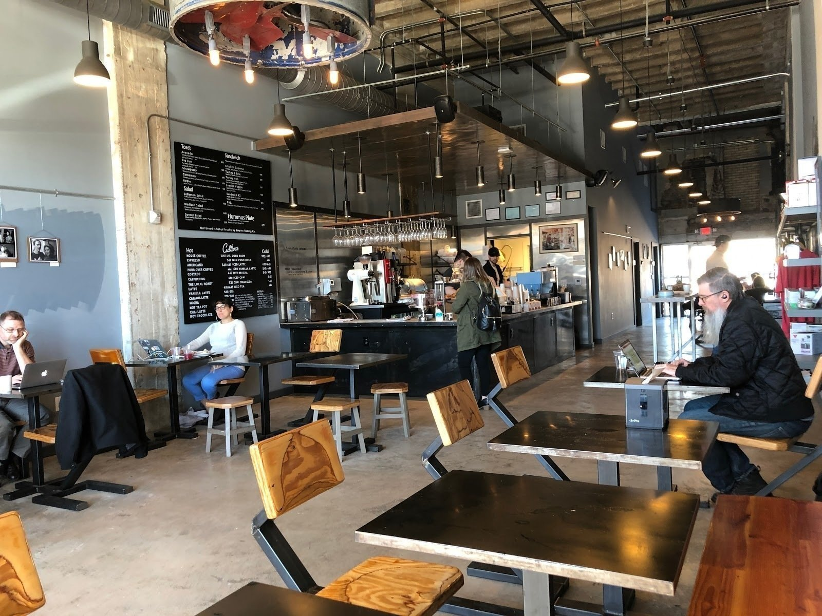 Cultivar Coffee Bar & Roaster: A Work-Friendly Place in Dallas