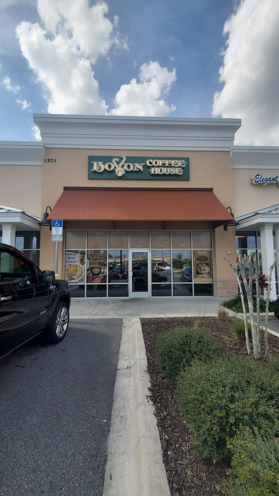 Boston Coffeehouse: A Work-Friendly Place in Deltona