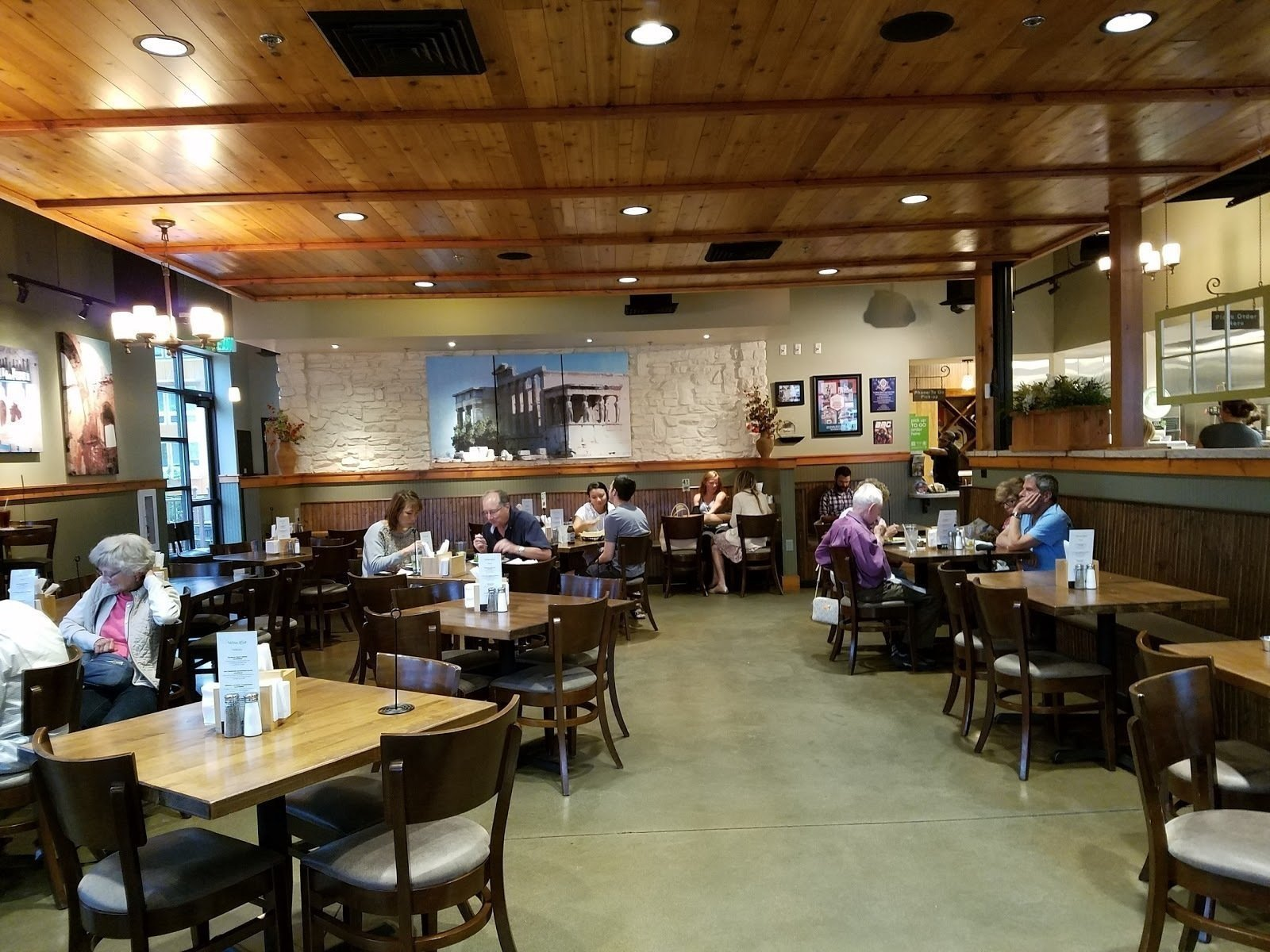 Taziki's Mediterranean Cafe: A Work-Friendly Place in Denver