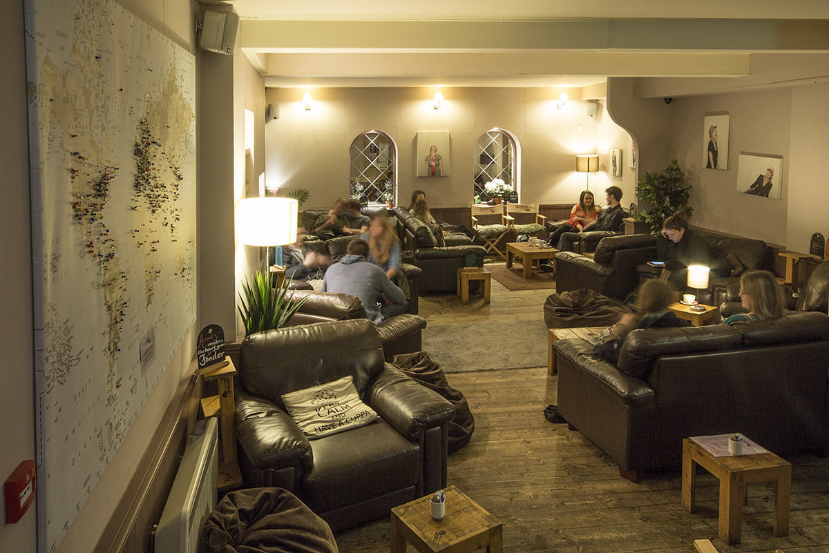 Accents Coffee & Tea Lounge: A Work-Friendly Place in Dublin