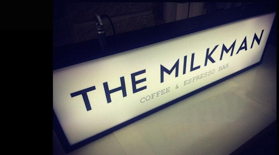 The Milkman: A Work-Friendly Place in Edinburgh