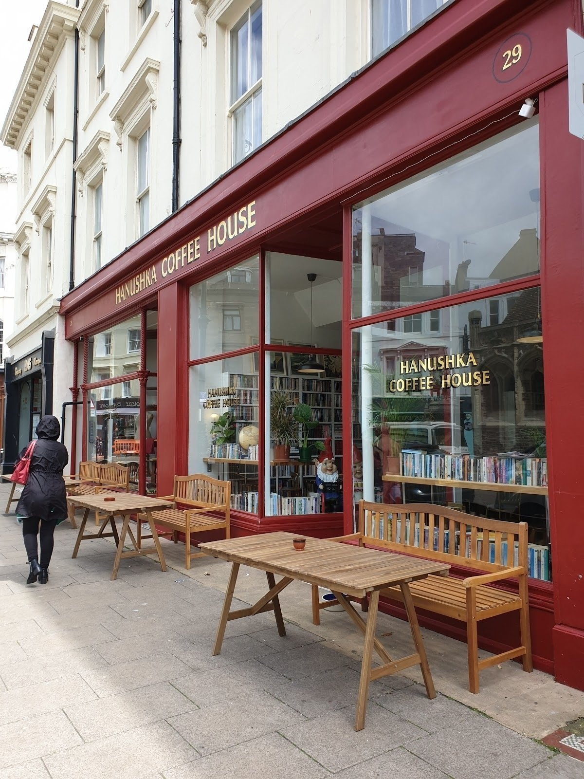 Hanushka Coffee: A Work-Friendly Place in Hastings