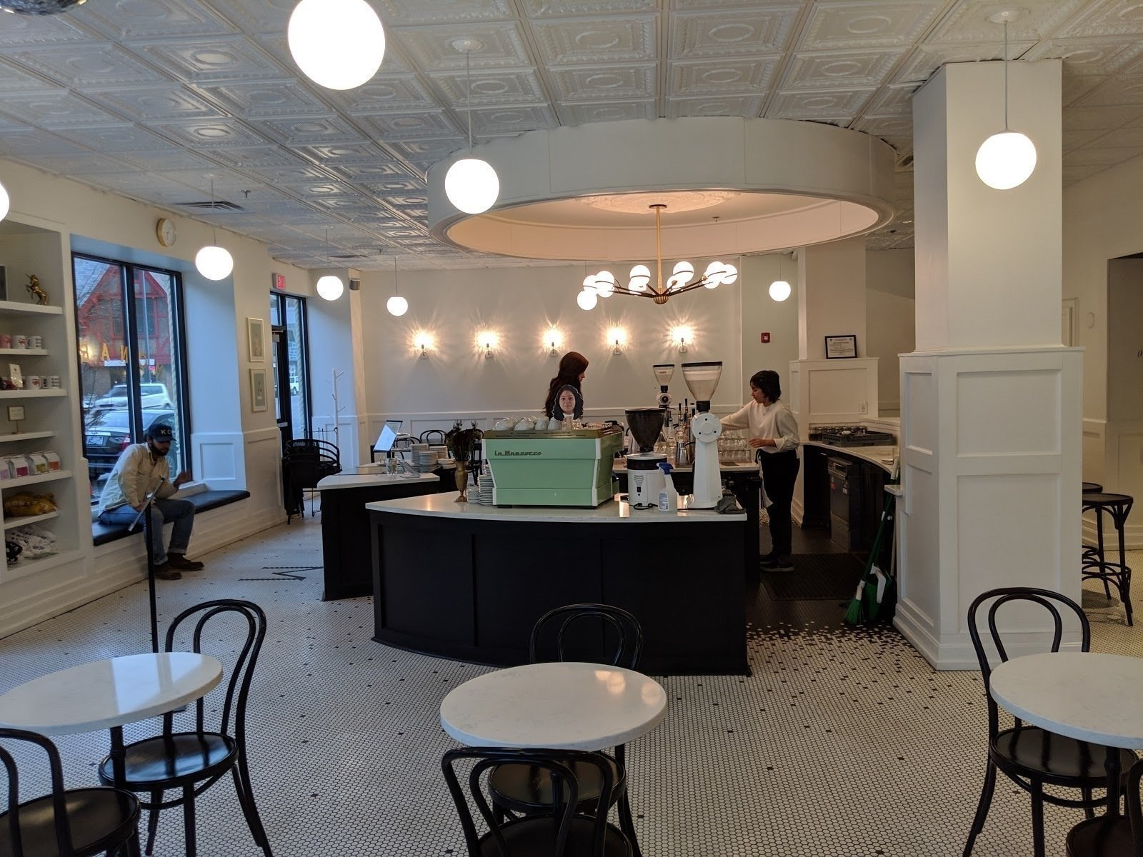 Monarch Coffee: A Work-Friendly Place in Kansas City