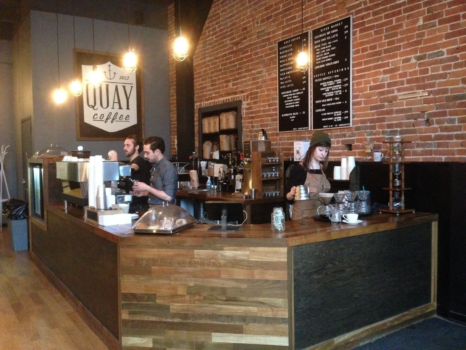 Quay Coffee: A Work-Friendly Place in Kansas City