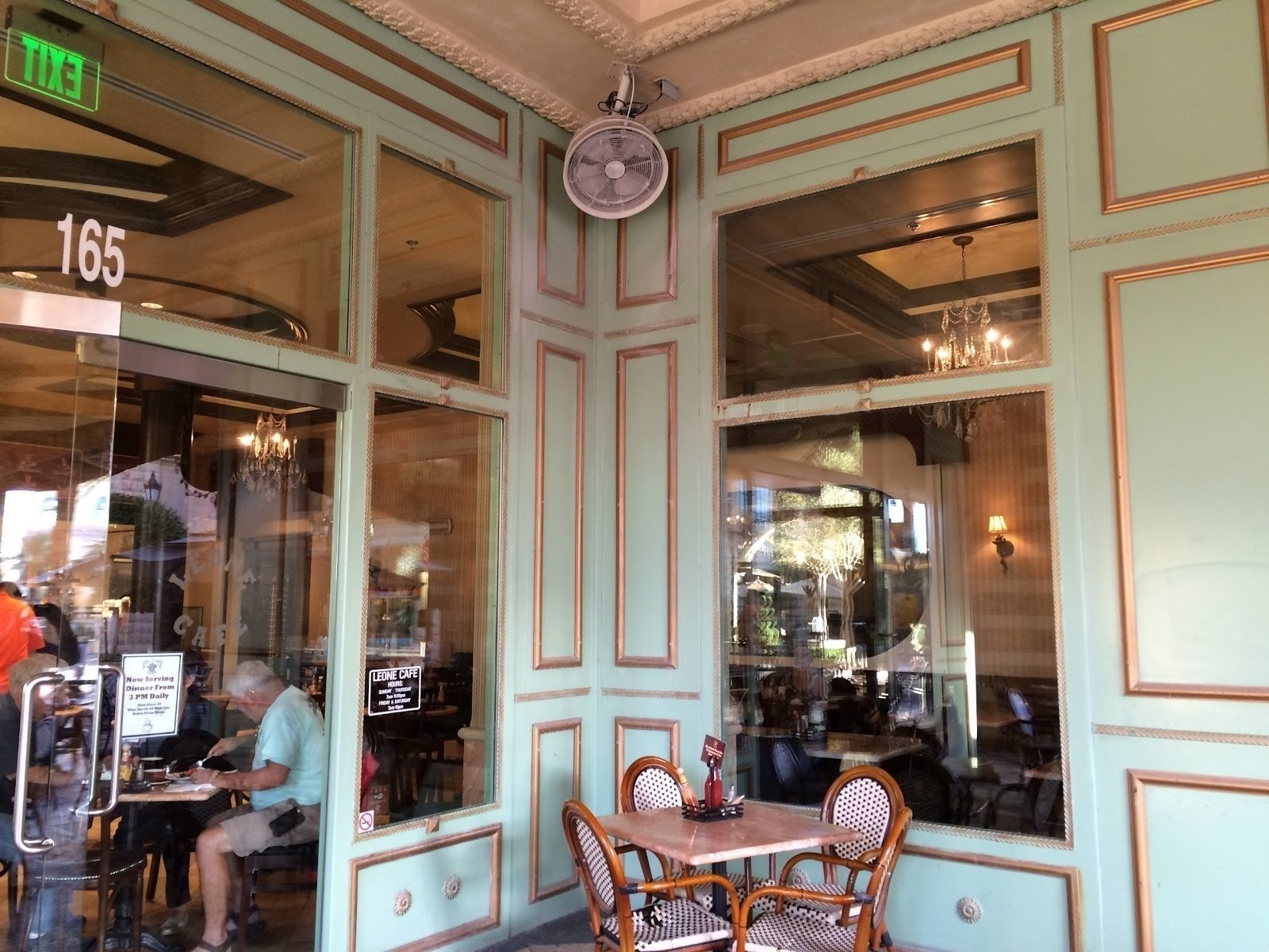 Leone Café: A Work-Friendly Place in Las Vegas