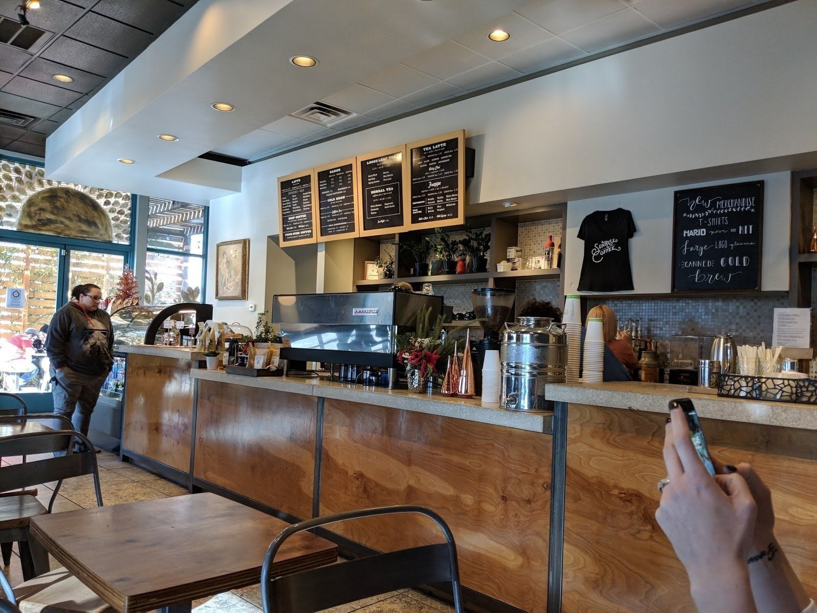 Sunrise Coffee House: A Work-Friendly Place in Las Vegas