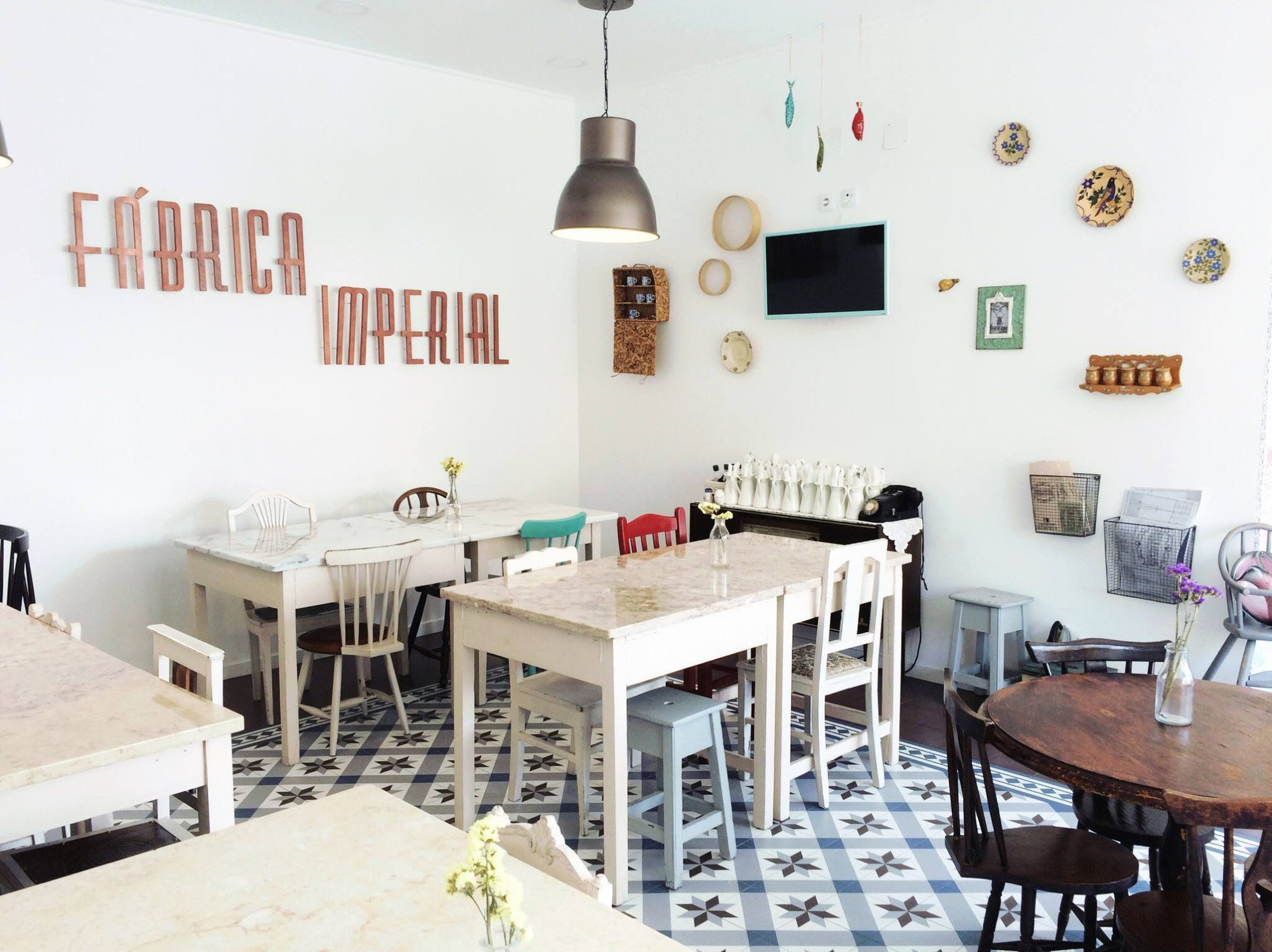 Fábrica Imperial: A Work-Friendly Place in Lisbon