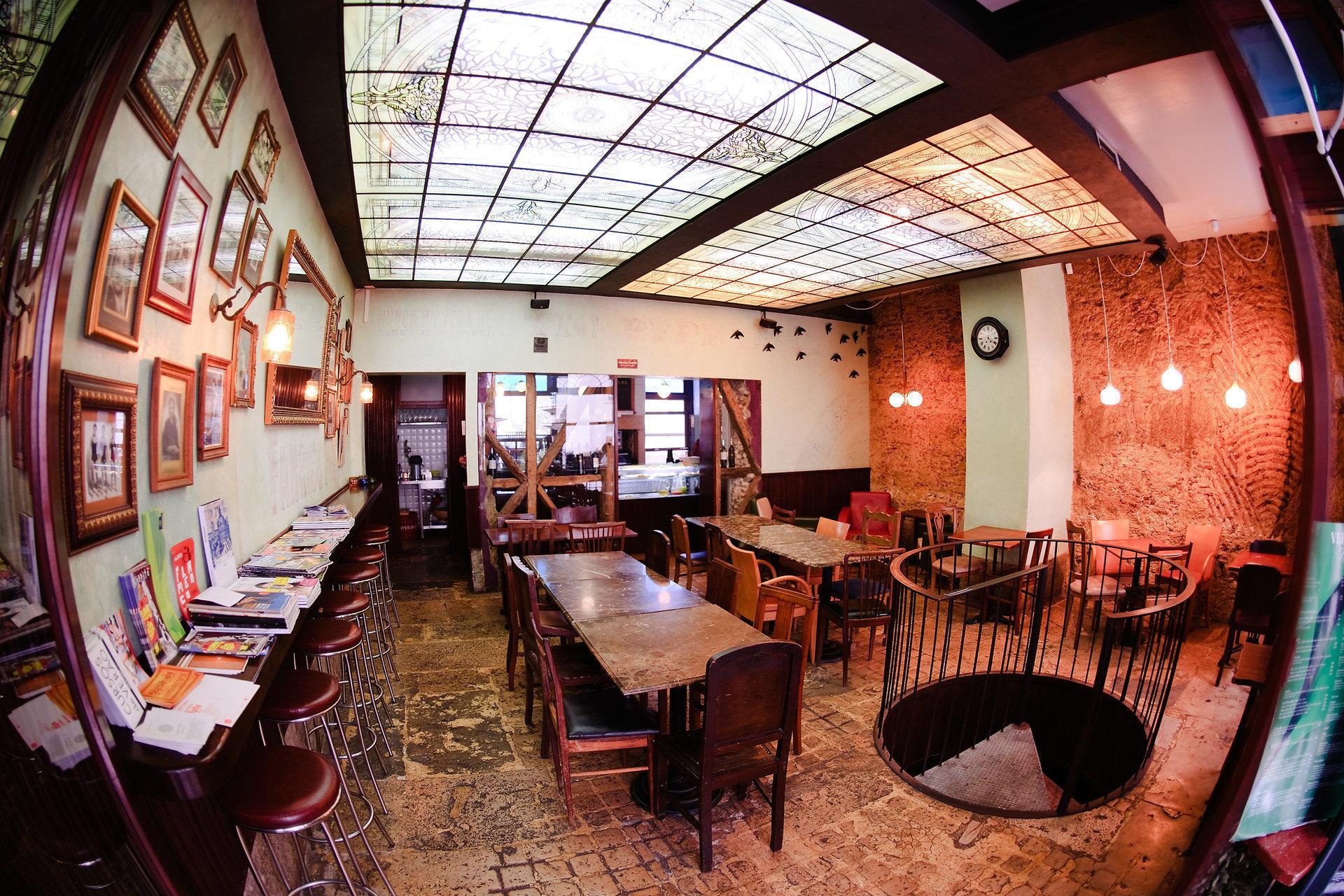 Vertigo Café: A Work-Friendly Place in Lisbon
