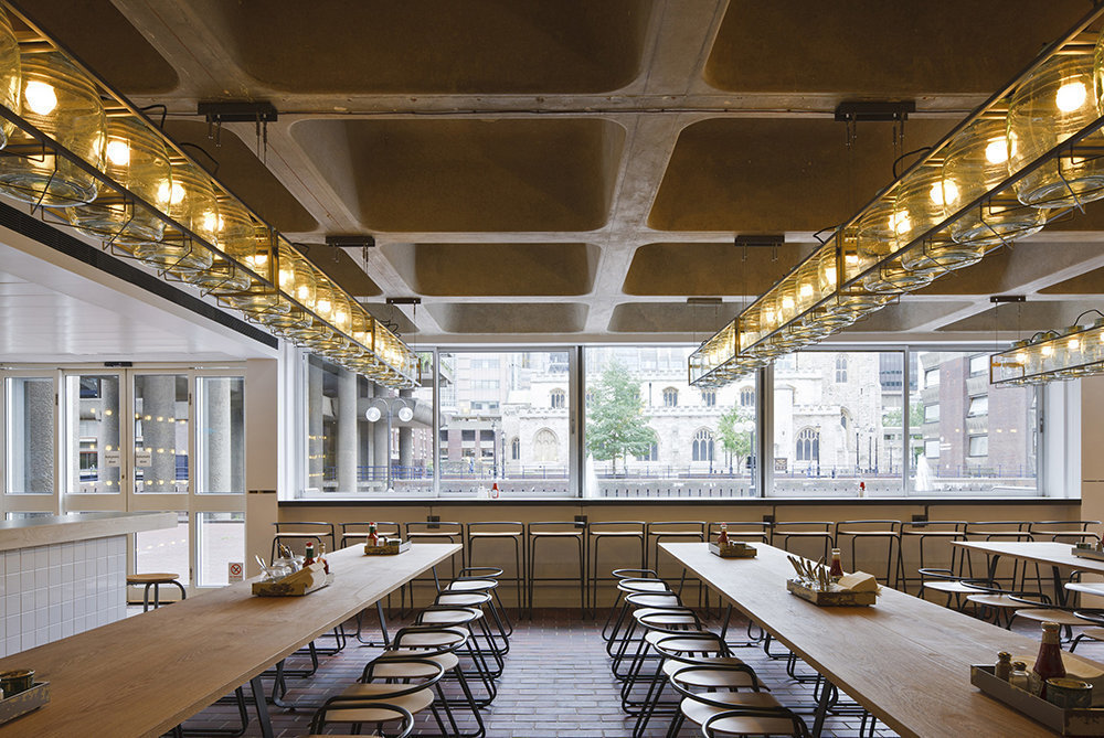 Barbican Centre: A Work-Friendly Place in London
