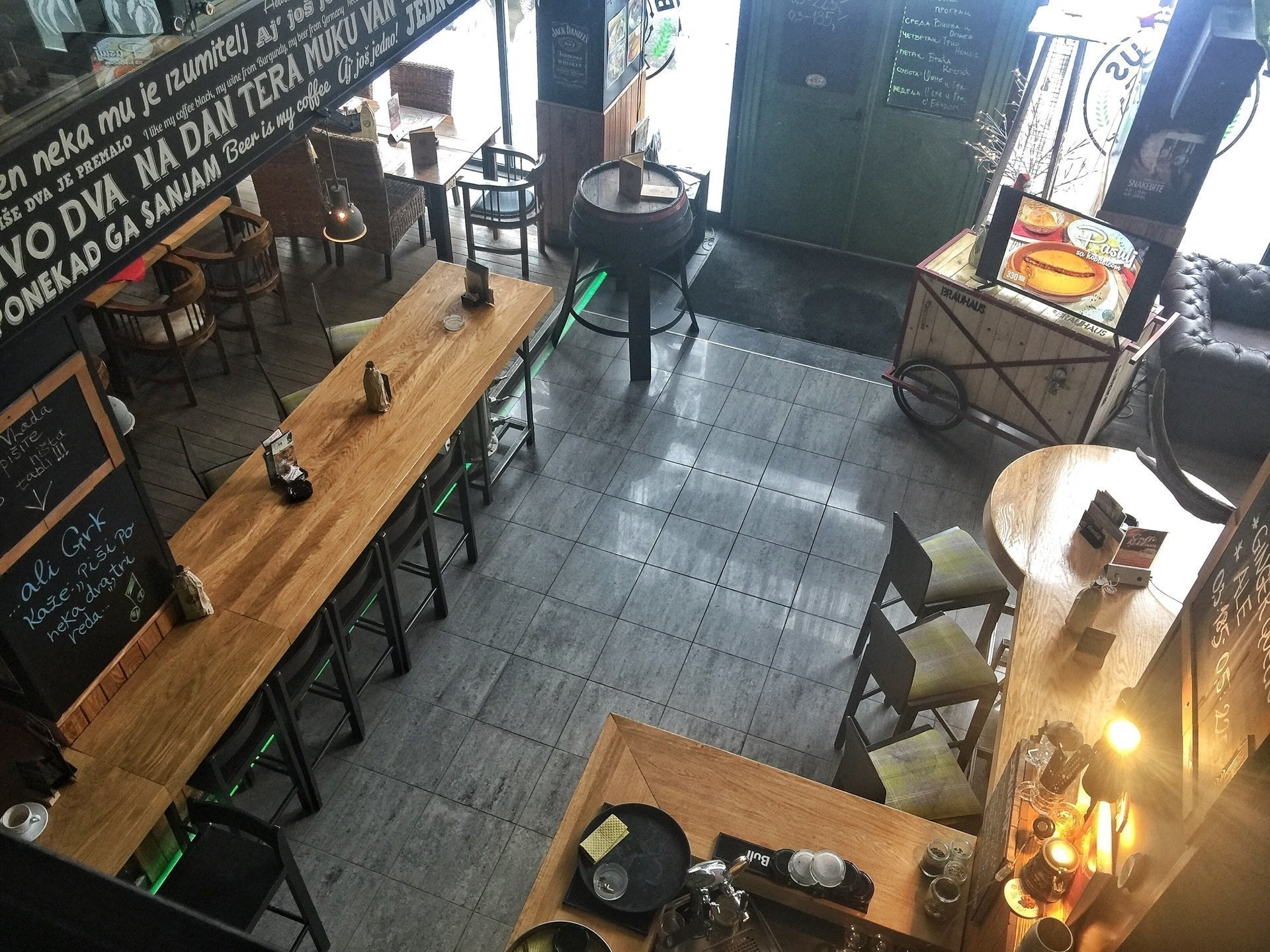 Brauhaus: A Work-Friendly Place in Novi Sad