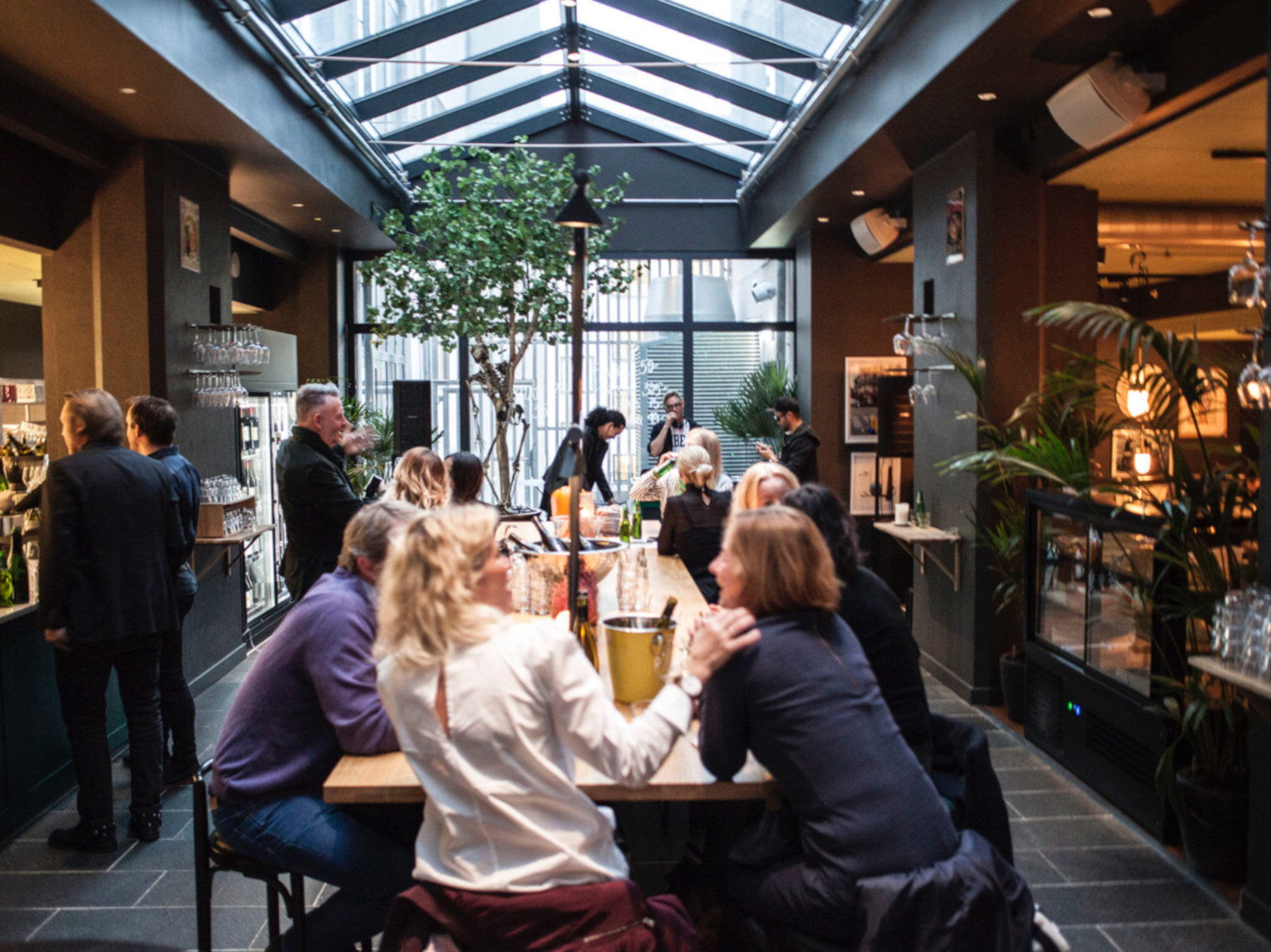 Rodins Bistro & Bar: A Work-Friendly Place in Oslo