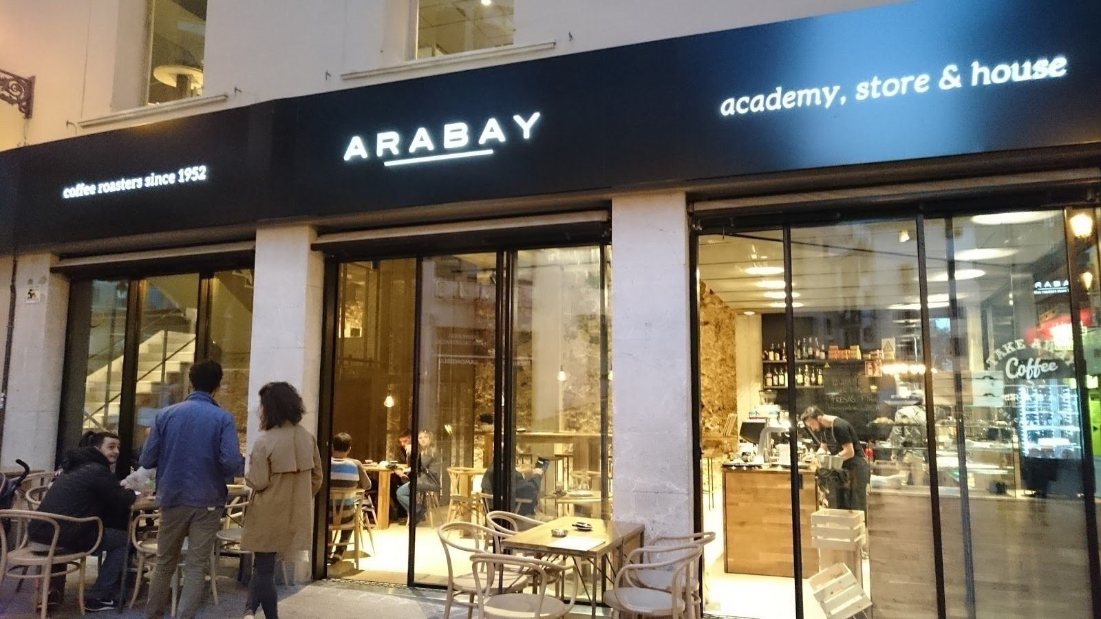 Arabay Coffee: A Work-Friendly Place in Palma