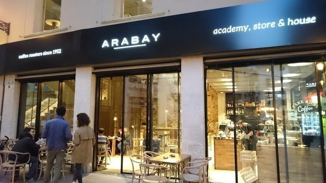 Arabay Coffee