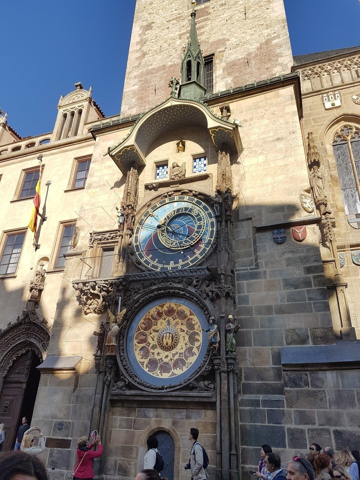 Prague Astronomical Clock: A Work-Friendly Place in Prague