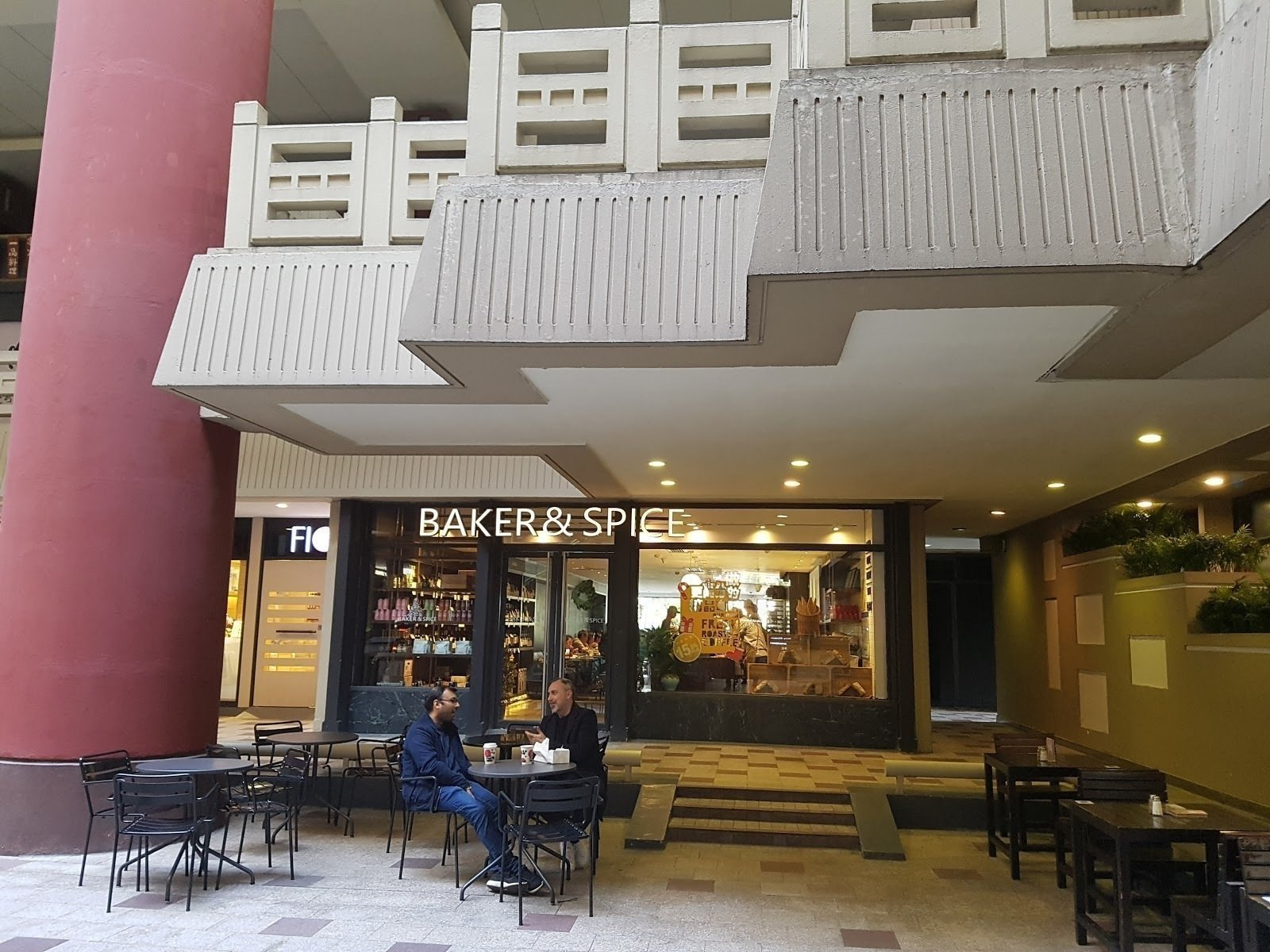BAKER&SPICE: A Work-Friendly Place in Shanghai