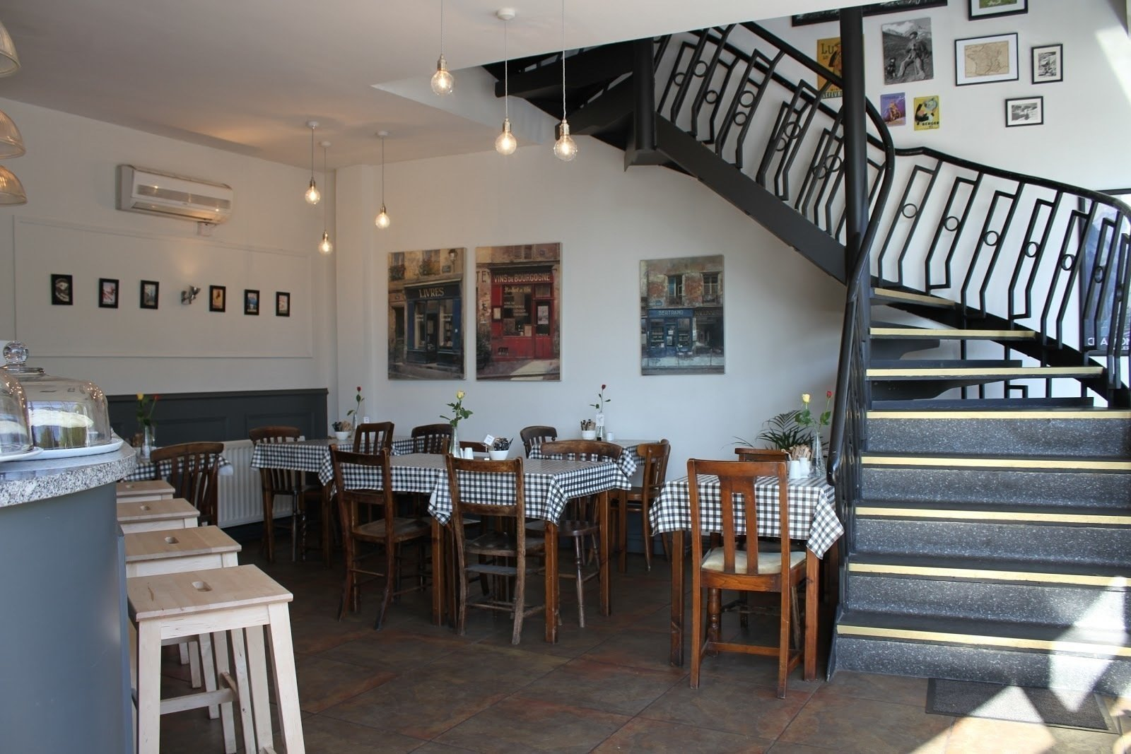 Cafe Ceres: A Work-Friendly Place in Sheffield