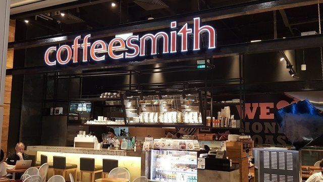 Coffeesmith @ Orchard Central