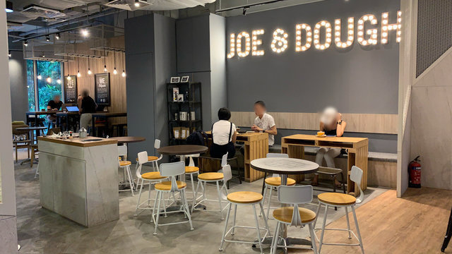 Joe & Dough @ Duo Galleria