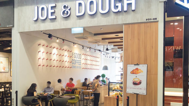 Joe & Dough @ Millenia Walk