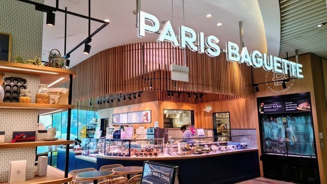 Paris Baguette @ Suntec City