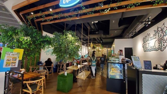 The Tree Cafe @ Funan