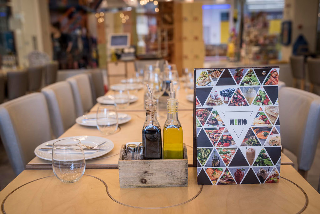 Capella Food to Share: A Work-Friendly Place in Sofia