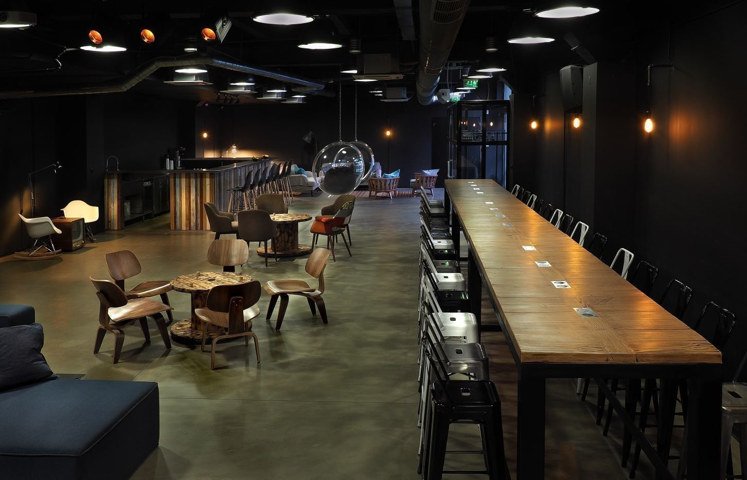 SBar: A Work-Friendly Place in Sofia