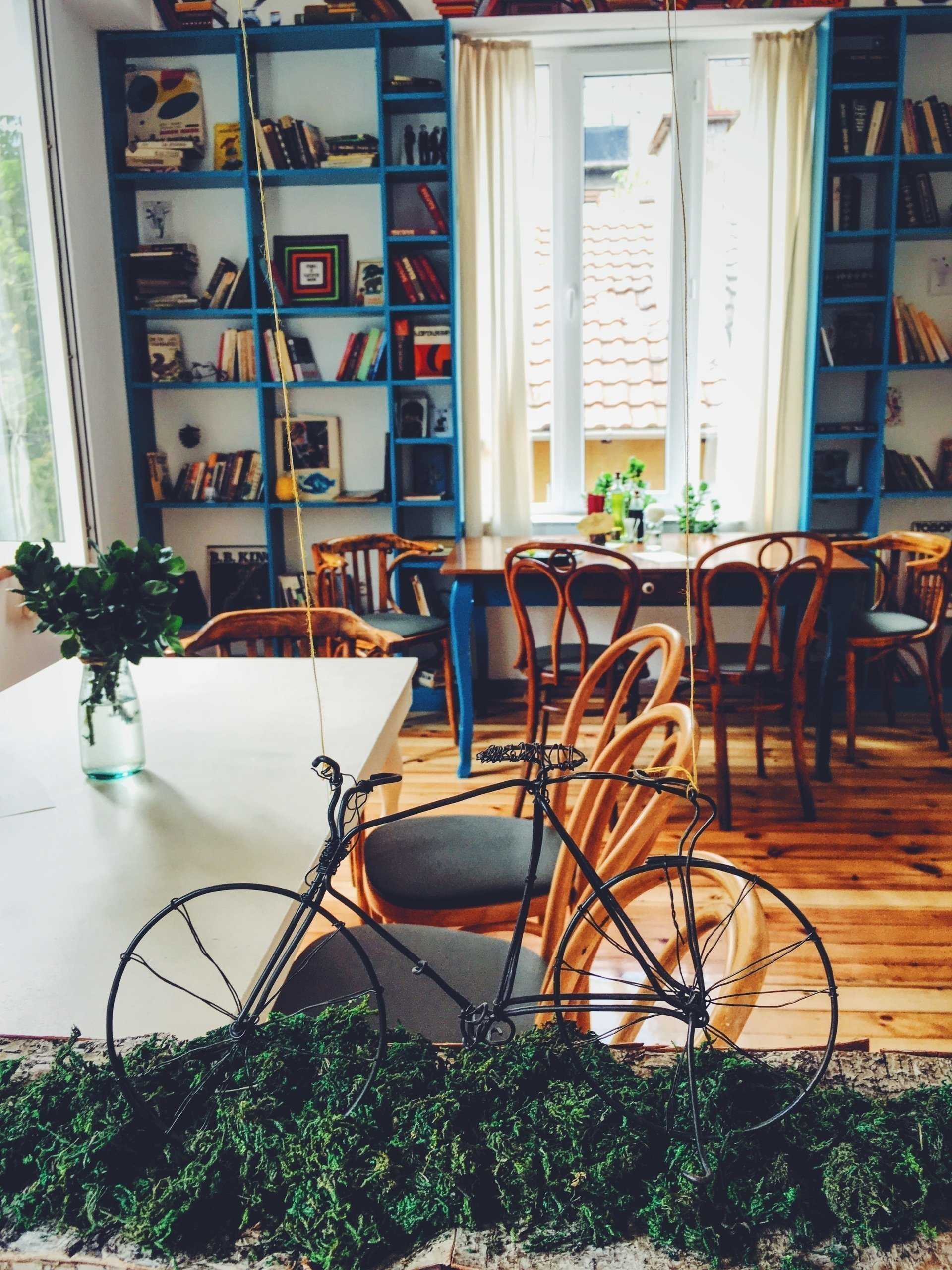 The Little Things: A Work-Friendly Place in Sofia