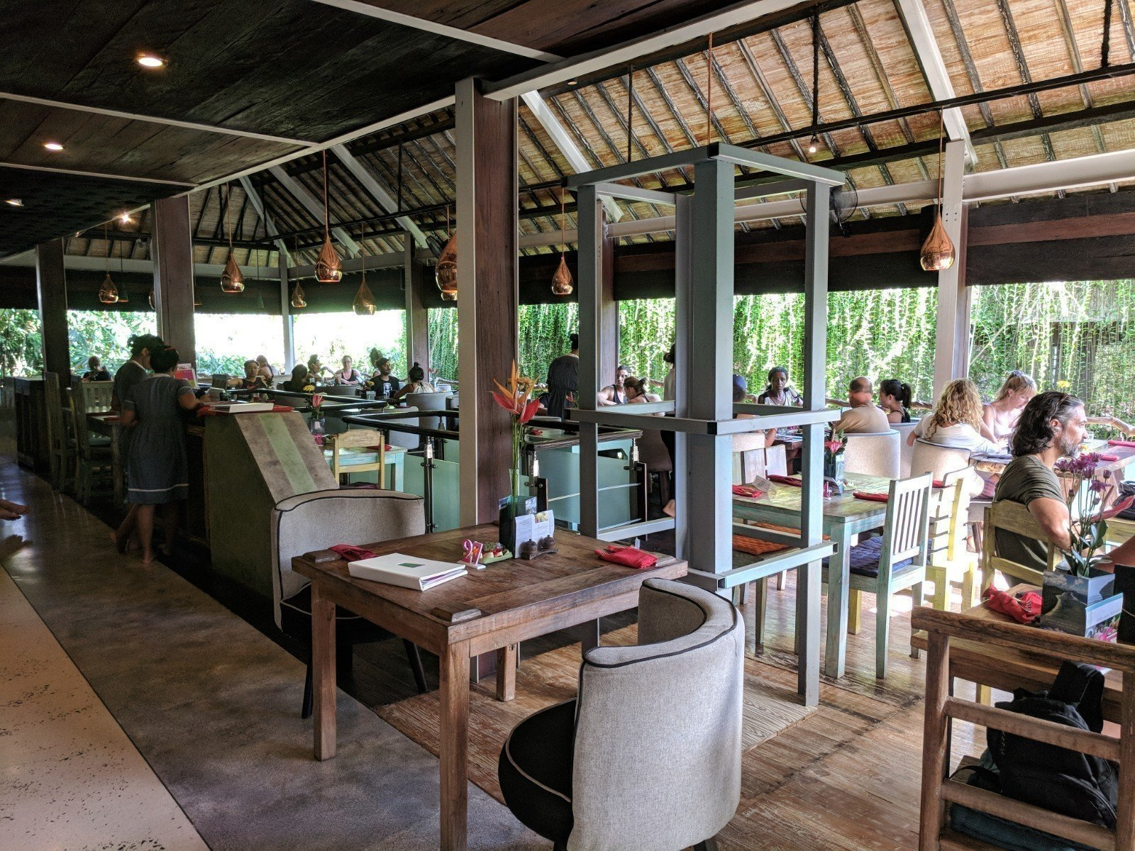 Clear Cafe: A Work-Friendly Place in Ubud