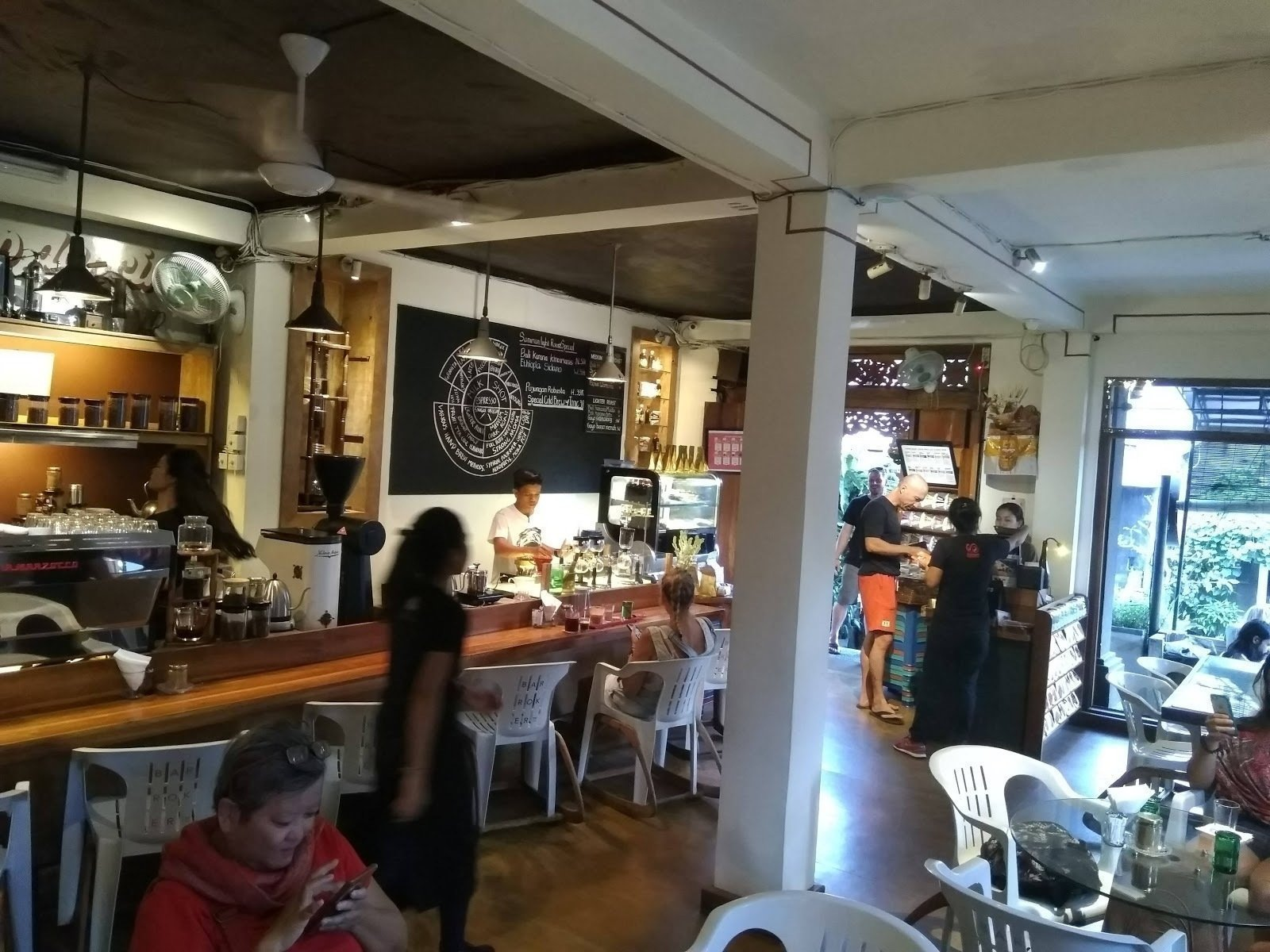 Seniman Coffee Shop & Roastery: A Work-Friendly Place in Ubud