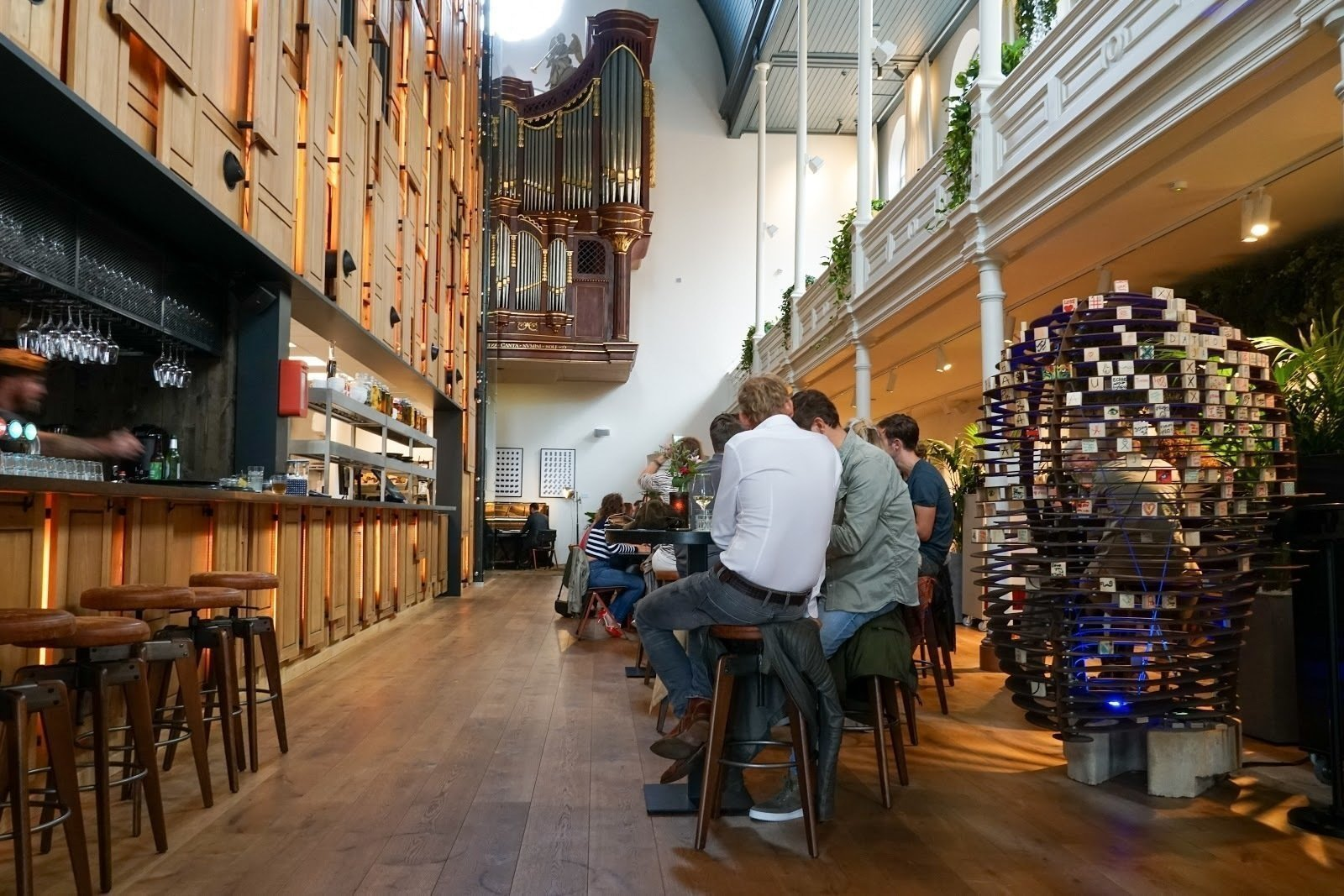BUNK: A Work-Friendly Place in Utrecht