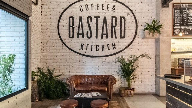 BASTARD Coffee & Kitchen